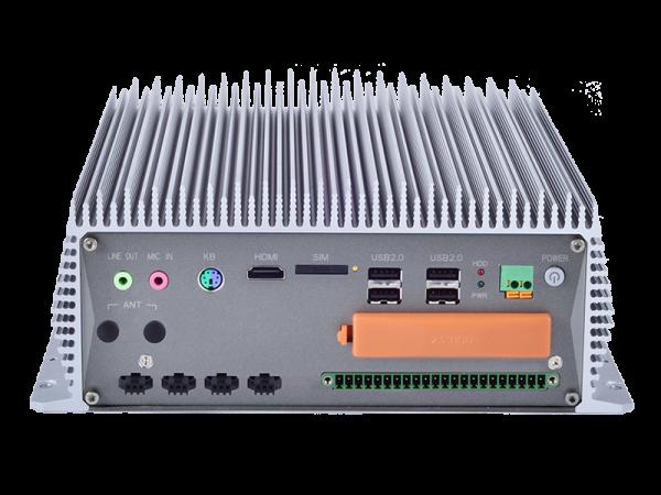 NODKA eBOX-3000-MVS Vorderansicht