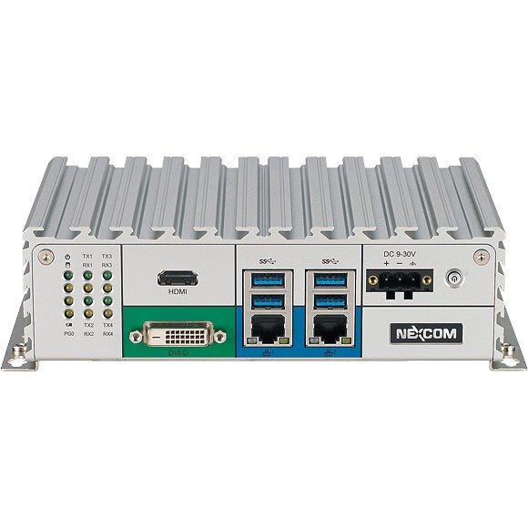 Nexcom Nise-106-N3160 Vorderseite 2