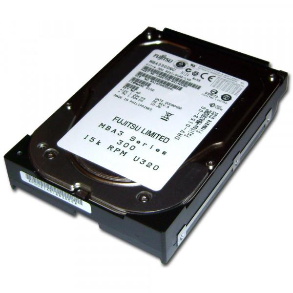 "Fujitsu MAT3147NC 147GB 10000RPM 80-Pin U320 SCSI 8MB 3.5"""