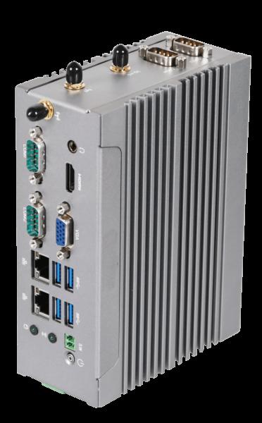 GIGAIPC QBiX-Pro-GLKA5005HD-A1 Vorderseite 2