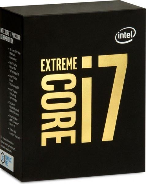 Intel Core i7-6950X 3GHz 20MB Smart Cache Box Processor Extreme Edition LGA2011-3