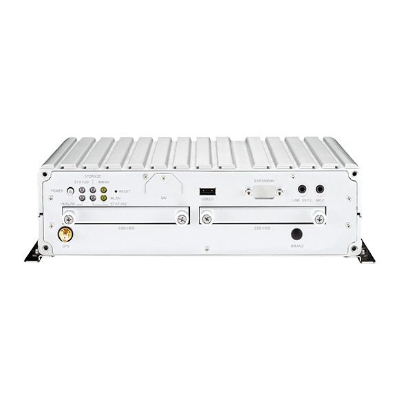 NEXCOM MVS2623-C8SK Vorderansicht
