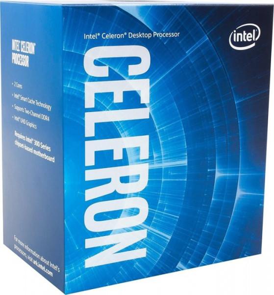 Intel® Celeron® Processor G4900 (2M Cache, 3.10 GHz) FC-LGA14C