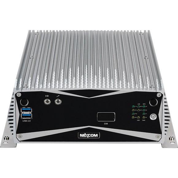 NEXCOM NISE-3800E-H110 Vorderansicht