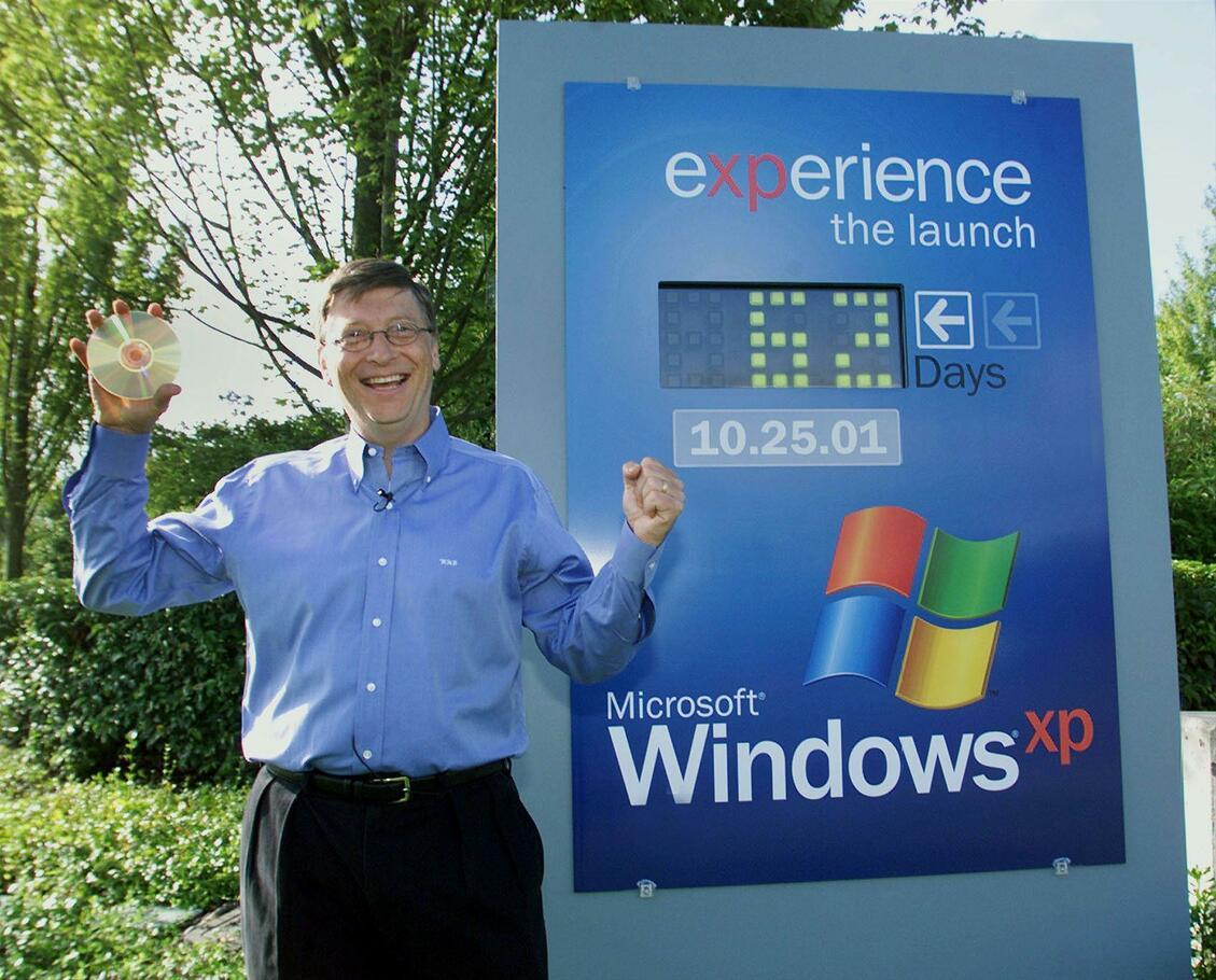 Gates XP Experience