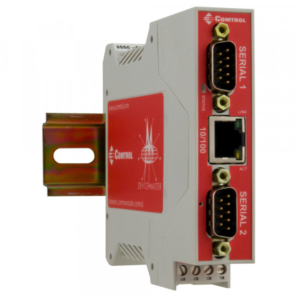 DeviceMaster RTS DB9M 2-Port 1E and 2E