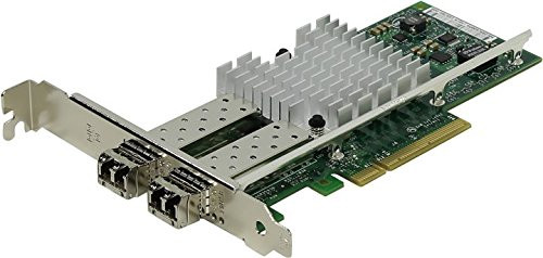 i10gb x520-sr2 Ethernet SR2 kovergierter Dual Port Netzwerk Adapter, 2 x 10 gbbase SR X Ports