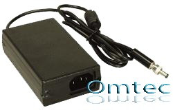 7410120002X00 12V 60W,Poweradapter with lock screw,