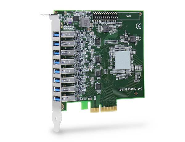 Neousys PCIe-USB381F Platine
