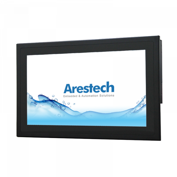 Arestech PPC-157PW Vorderansicht
