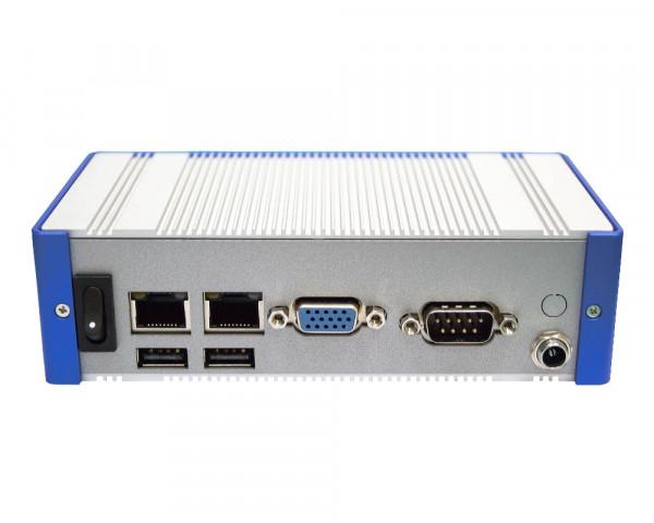 LEXCOM BLADE-HDD + 2I385CW Rückansicht