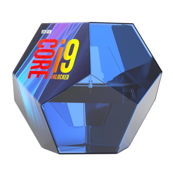 Intel Core i9-9900T Karton