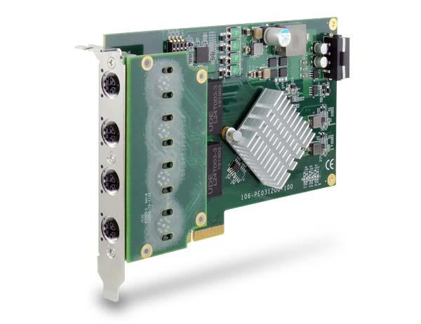 Neousys PCIe-PoE312M
