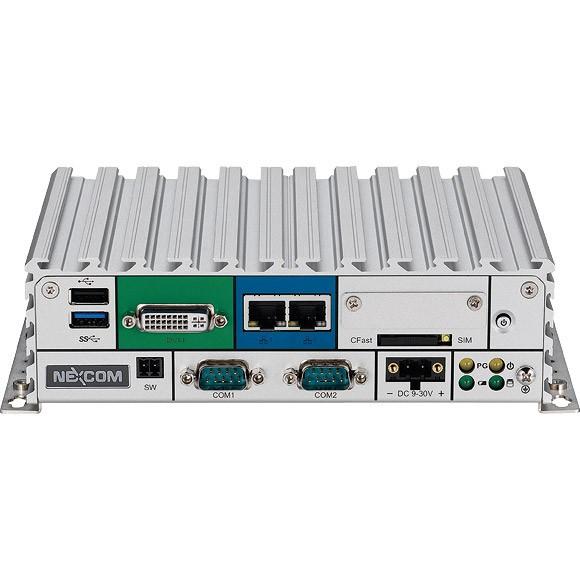 Nexcom Nise-105/105A Vorderseite