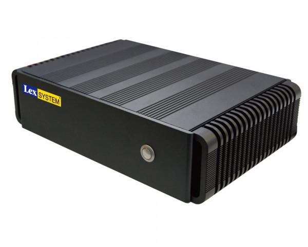 LEXCOM TWISTER + CI770A/C Vorderansicht