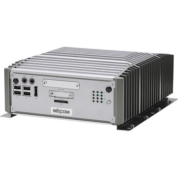 NEXCOM NISE-3900R Frontansicht schräg