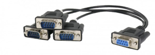 Neousys Y-Kabel DB9 für 6000 series