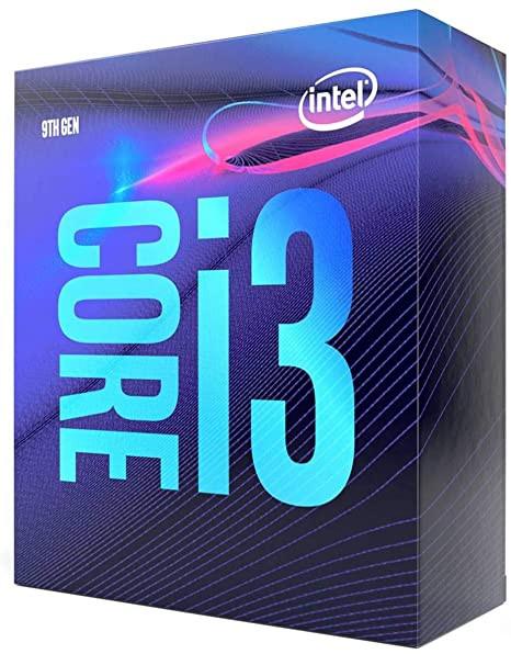 Intel Core i3-9100 Prozessor Karton