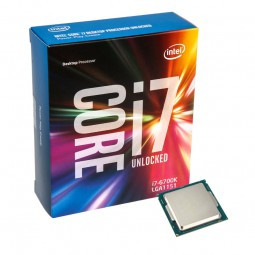 Intel Core I7-6700K Karton