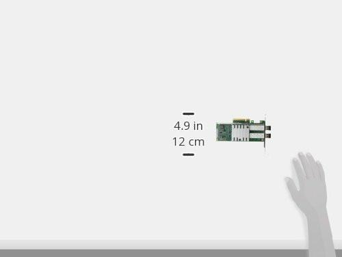 Intel X520-SR2 Ethernet Serveradapter (PCI-e, 10000 Mbit, 2x LC)