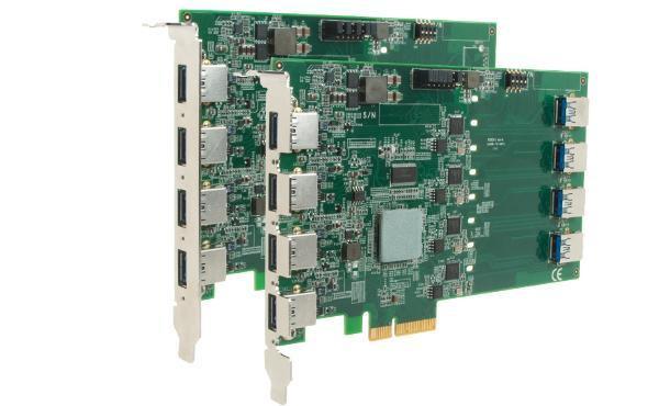 Neousys PCIe-USB380/340