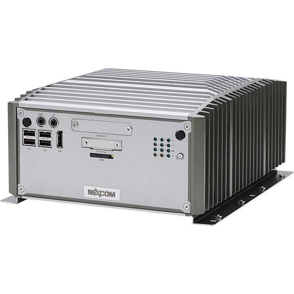 NEXCOM Nise-3900E2 Frontansicht schräg