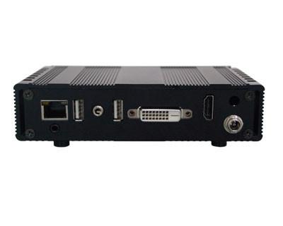 LEXCOM TWIN + 2I260A-DH26 Rückseite
