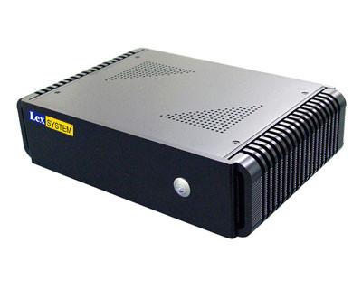 LEXCOM TWISTER + CI945C Vorderansicht