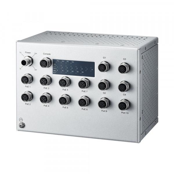 Korenix JetNet 7714G-M12 HVDC