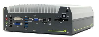 Nuvo-3003TB Vorderansicht schräg