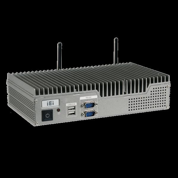 iEi ECN-380-QM87 Vorderansicht