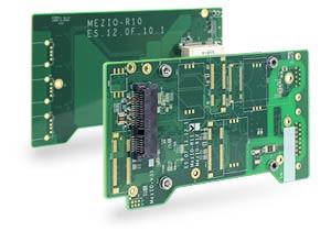 Neousys MezIO-R10-R11