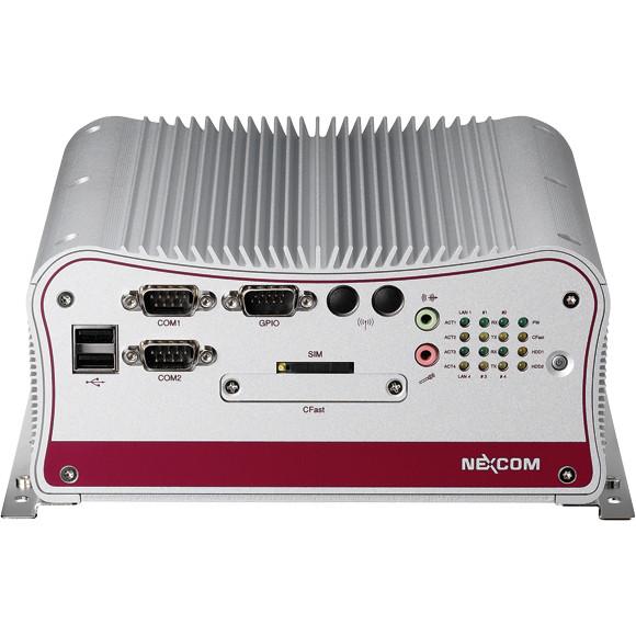 Nexcom Nise-2310/2310E Vorderseite