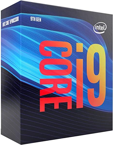 Intel Core i9-9900 Prozessor Karton