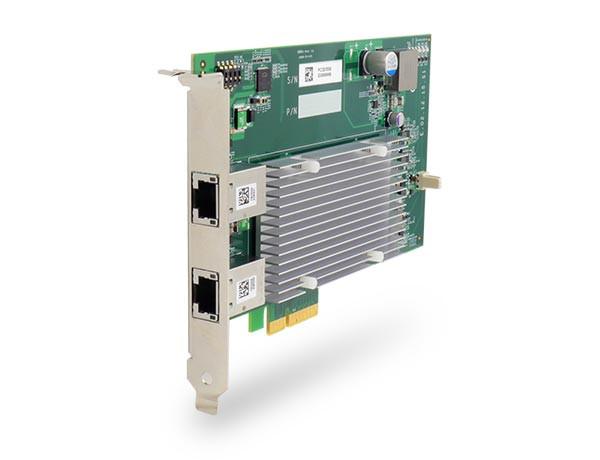 Neousys PCIe-PoE550X Vorderansicht