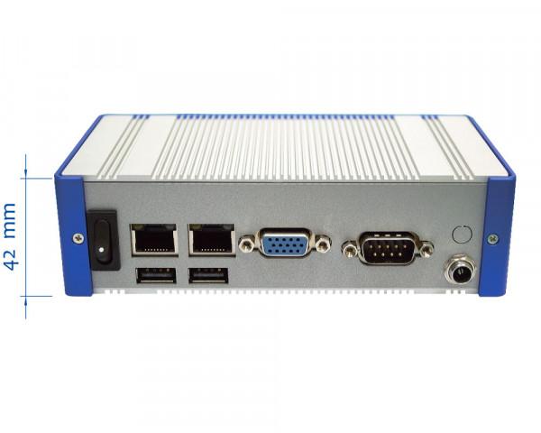 LEXCOM BLADE-HDD 2I385SW Rückseite