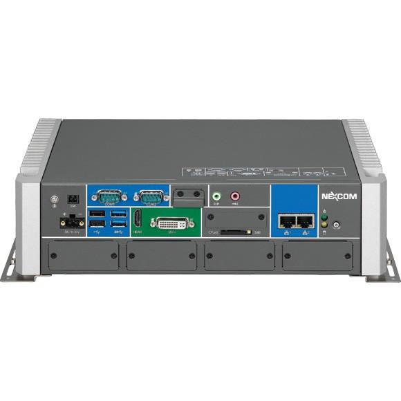 Nise-300 - 4th Generation Intel® Core™ i5 - lüfterlos - 6x mini-PCIe
