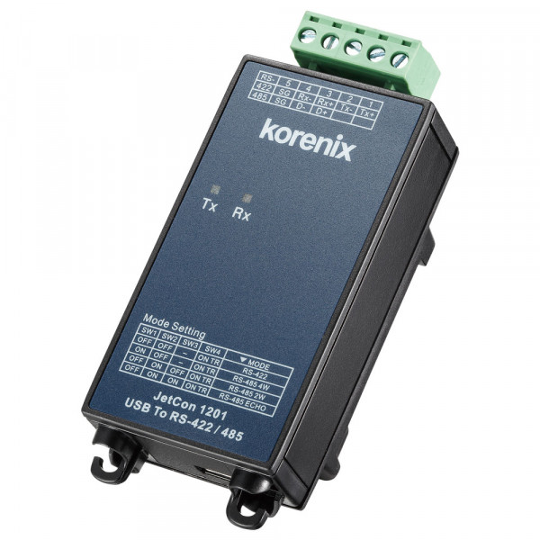 JetCon 1201/1201i-3KV - USB zu RS-422/RS-485