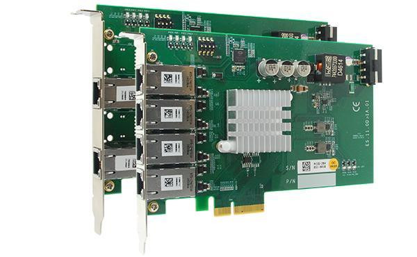 Neousys PCIe-PoE354at/352at vergleich