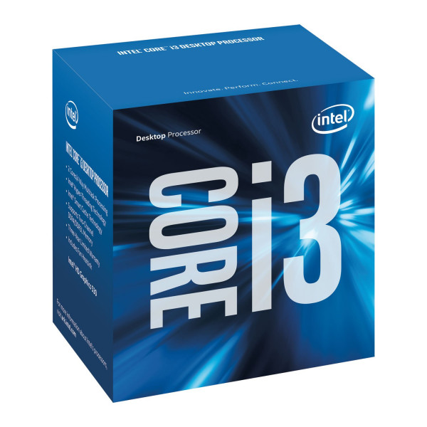 Intel Core i3-6100, 2x 3.70 GHz, Tray, Neuware
