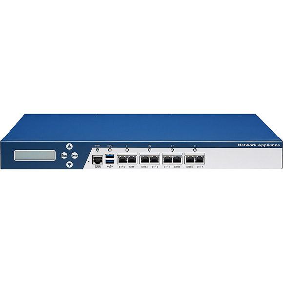NEXCOM NSA-5150 Vorderansicht 2