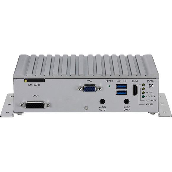 NEXCOM VTC1020-PA Vorderansicht