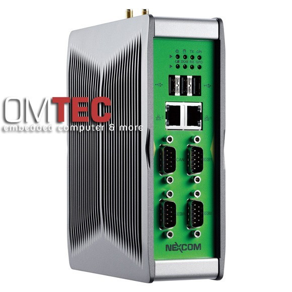 NISE 91 - Intel® Atom™ Prozessor - Intel® Platform Controller Hub- lüfterlos