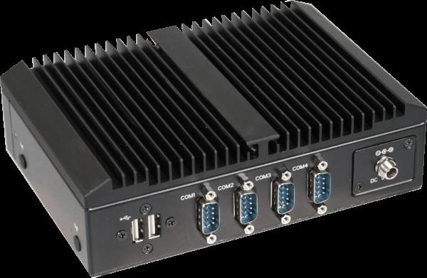 GIGAIPC QBiX-Pro-AMDA1605H-A1 Vorderseite