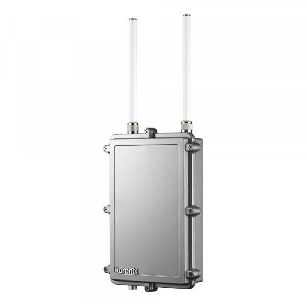 JetWave 2810/2820/2830-H/M-HR Outdoor Multiples-RF 802.11 a/b/g/n kabelloses AP(-H) / MESH AP(-M)