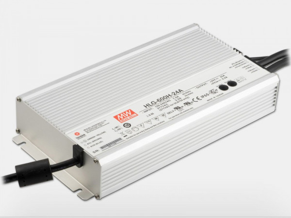 Mean Well PA-480W-OW Draufsicht