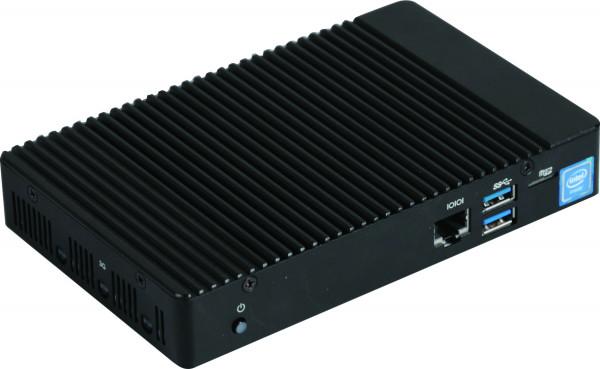 GIGAIPC QBix-Plus-APLA3450-A1 Vorderseite