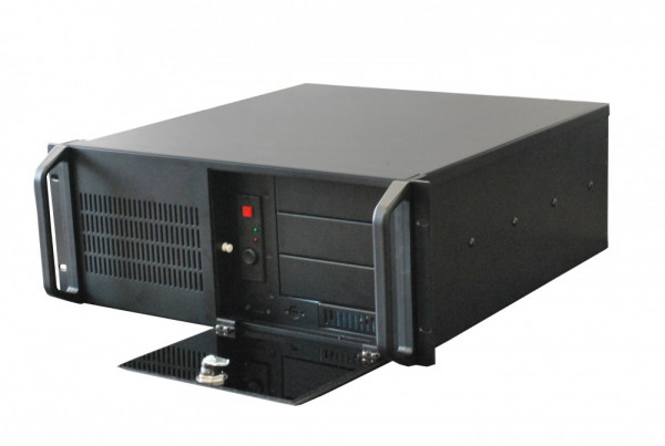 IPC-0115/64D/8i7-OM, 4U Rackmount Industrie Computer, Intel® C236 Express Chipsatz
