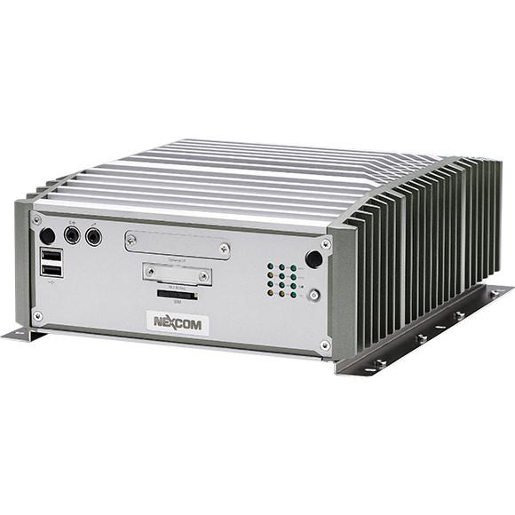 NEXCOM NISE-3900E-H310 Frontansicht schräg