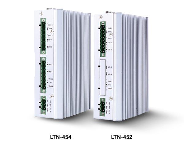 Neousys LTN-452 Vorderseite 2